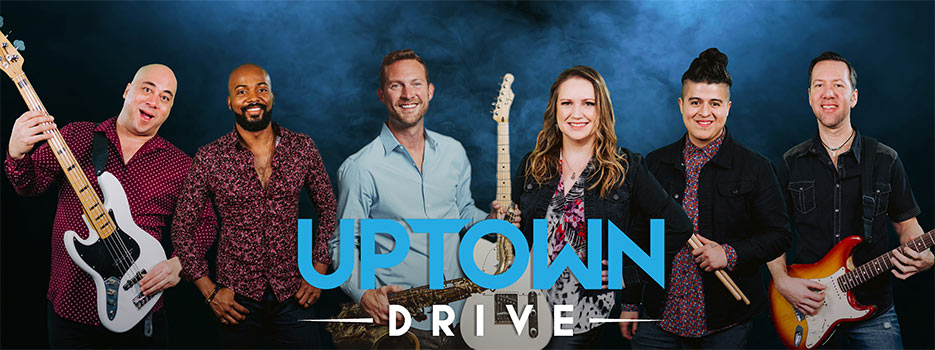 Uptown Drive Band - Book Uptown Drive